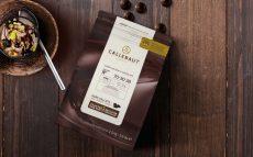 Callebaut Étcsokoládé 70,5 % 2,5 kg