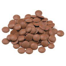 Tejcsokoládé pasztilla 1 kg 33,6 %