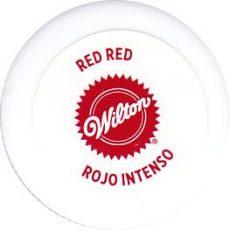 Wilton gél ételfesték - Piros piros (RED RED)