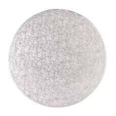 Tortadob ezüst 40.5 cm