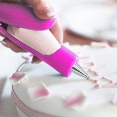 Habkinyomó készlet Pink