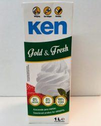 Ken Gold Fresh UHT 1l Tejszín helyettesítő