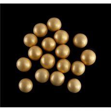 Óriás ropogós cukorgolyó arany 150g