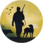 Dekorációs ostya - Vadász kutyákkal