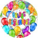 Dekorációs ostya - Boldog születésnapot