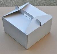 Tortadoboz 30*30*18 cm EFO
