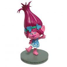 Műanyag figura - Trollok lány