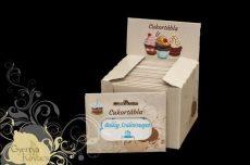 Csomagolt cukortábla - Születésnapos