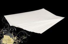 Nyomtatható natúr ostyalap 50 db/cs (vastag)