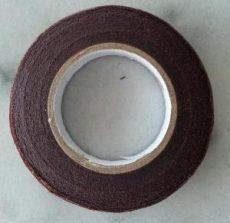 Száltakaró szalag 13mm*27 m barna
