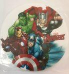Dekorációs ostya - Avengers tortaostya