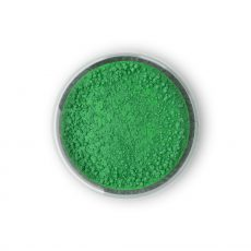 Borostyán Zöld Festőpor