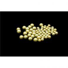 Cukorgyöngy - arany 6 mm 20 dkg fényes