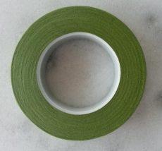 Száltakaró szalag 13mm*27 m világos zöld