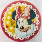 Dekorációs ostya - Minnie tortaostya A_2