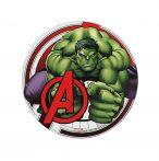 Dekorációs ostya - Hulk