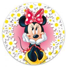 Dekorációs ostya - Minnie tortaostya B