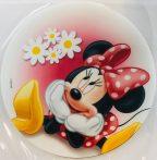 Dekorációs ostya - Minnie tortaostya A