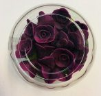 Mini rózsa lila