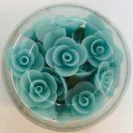 Mini rózsa világoskék
