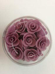 Mini rózsa világos lila