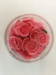 Mini rózsa világos rózsaszín