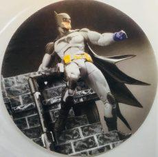 Dekorációs ostya - Batman