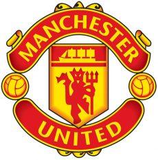 Dekorációs ostya - Manchester United FC