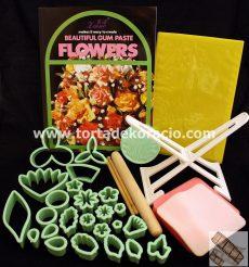 Virág formázó készlet