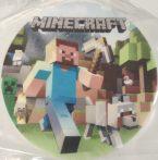 Dekorációs ostya - Minecraft
