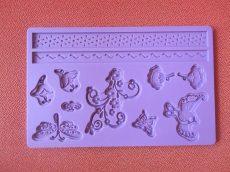 Szilikon formázó lap - Tavaszi
