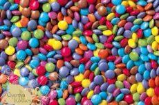 Mini csokidrazsé 20 dkg