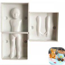 3D ember formázó - gyerek