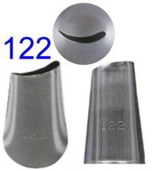 Díszítőcső - 122 szirom íves