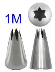 Díszítőcső - 1M Csillag