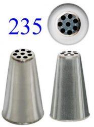 Díszítőcső - 235 Fűcső
