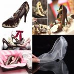 Műanyag csokoládé cipőkészítő - női