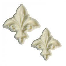 Liliom virág kiszúró 2 darabos