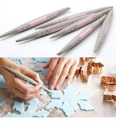 Szilikon formázó toll 6 darabos