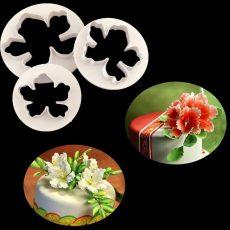 Hawaii virág / hibiszkusz kiszúró