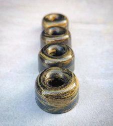 Polikarbonát bonbon forma - mini fánk