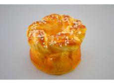 Dekorációs pékárú mogyorós süti