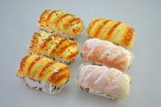 Dekorációs pékáru Szezámos süti 2